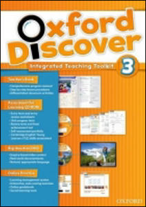Obrázok Oxford Discover 3 Teacher´s Book with Integrated Teaching Toolkit