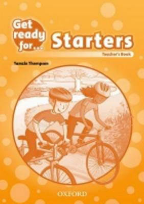 Obrázok Get Ready for Starters: Teacher´s Book