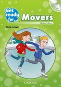 Obrázok Get Ready for Movers: Student´s Book with Audio CD