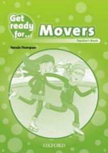 Obrázok Get Ready for Movers: Teacher´s Book