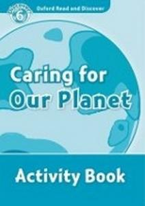 Obrázok Oxford Read and Discover Caring for Our Planet Activity Book