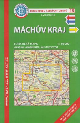 Obrázok KČT 15 Máchův kraj
