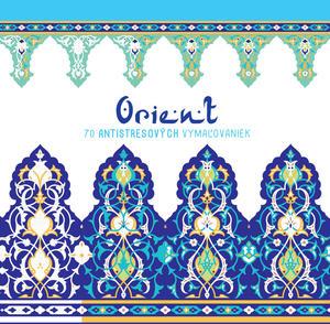 Obrázok Orient 70 antistresových vymaľovaniek