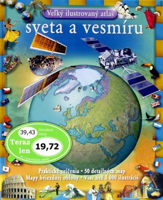 Obrázok Veľký ilustrovaný atlas sveta