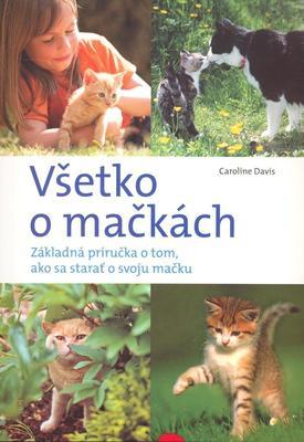 Obrázok Všetko o mačkách SK