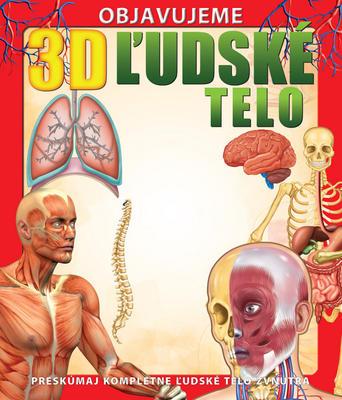 Obrázok Objavujeme 3D ľudské telo