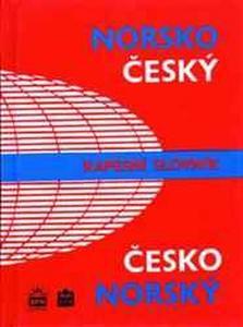 Obrázok Norsko český a česko norský kapesní slovník