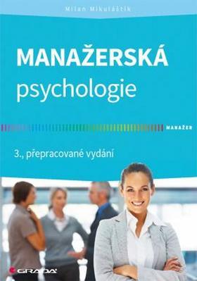 Obrázok Manažerská psychologie