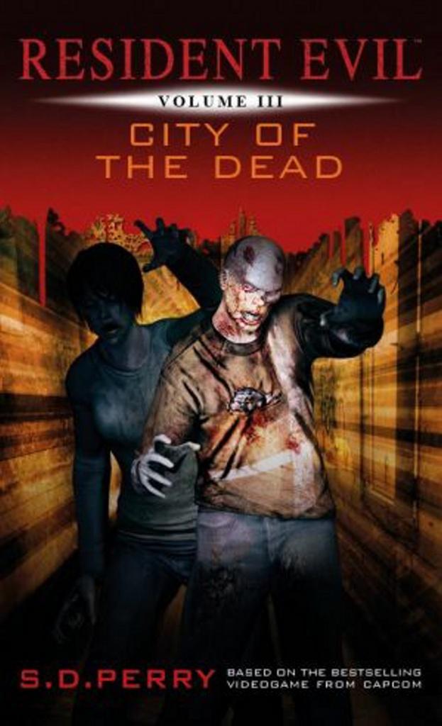 Resident Evil Město mrtvých - S.D. Perry