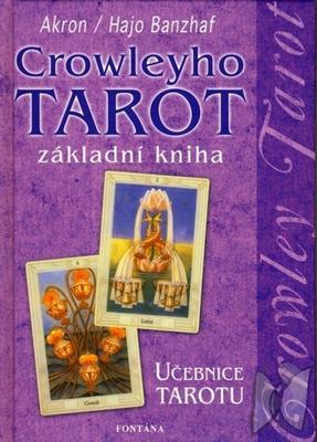 Obrázok Crowleyho tarot základní kniha