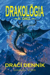 Obrázok Drakológia Dračí denník II. Diel
