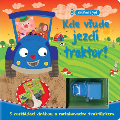 Obrázok Kde všude jezdí traktor?