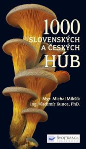 Obrázok 1000 slovenských a českých húb