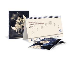 Obrázok Szépasszony Lunáris kalendáriuma 2016
