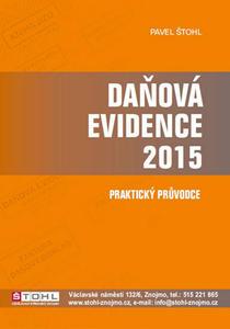Obrázok Daňová evidence 2015