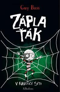 Obrázok Záplaťák v pavoučí síti