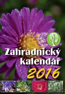 Obrázok Zahradnický kalendář 2016