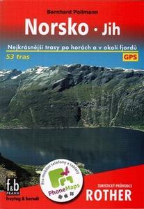 Obrázok Norsko - Jih