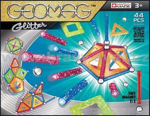 Obrázok Stavebnice Geomag Glitter 44 pcs