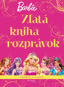 Obrázok Barbie Zlatá kniha rozprávok