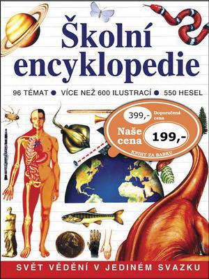 Obrázok Školní encyklopedie
