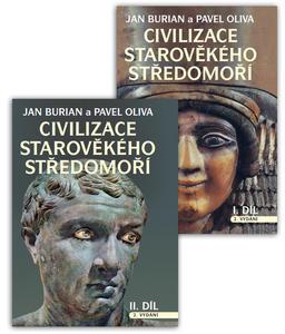 Obrázok Civilizace starověkého Středomoří I, II
