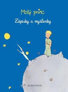 Obrázok Malý princ Zápisky a myšlenky