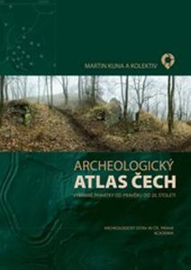 Obrázok Archeologický atlas Čech
