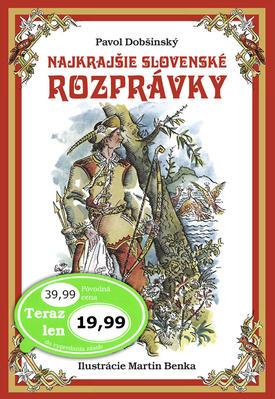 Obrázok Najkrajšie slovenské rozprávky