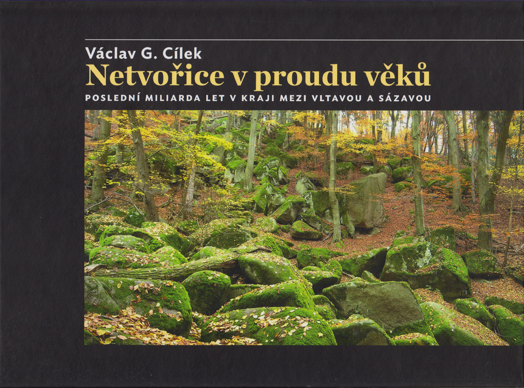 Netvořice v proudu věků - Václav G. Cílek