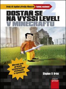 Obrázok Dostaň se na vyšší level v Minecraftu