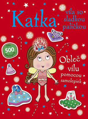 Obrázok Katka, víla so sladkou paličkou