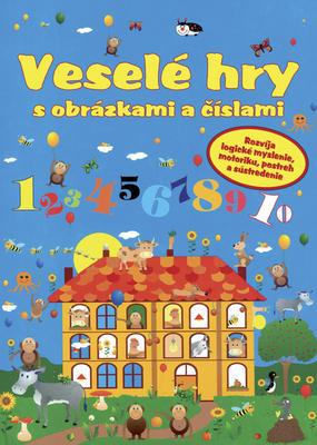 Obrázok Veselé hry s obrázkami a číslami