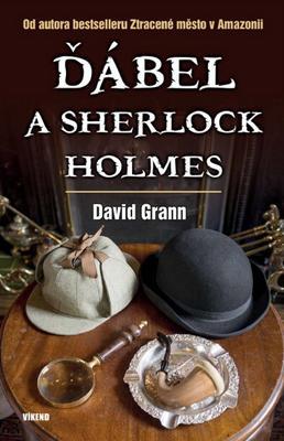 Obrázok Ďábel a Sherlock Holmes