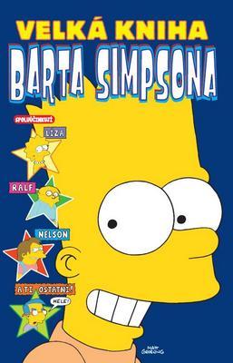 Obrázok Velká kniha Barta Simpsona