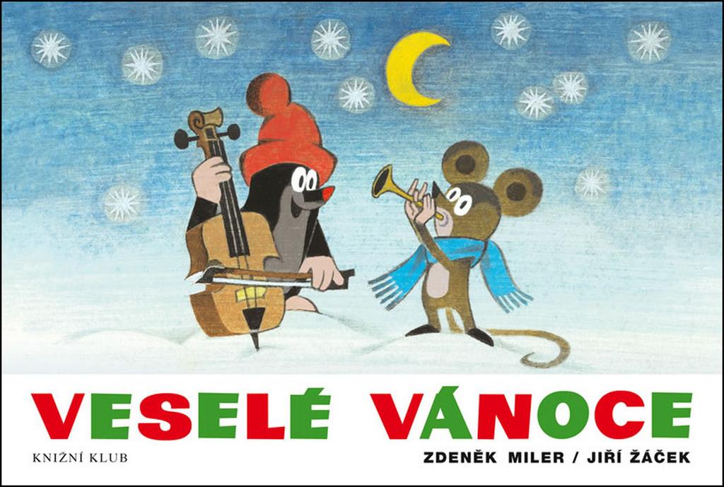 Veselé Vánoce - Jiří Žáček, Zdeněk Miler