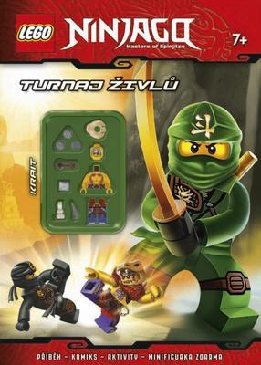 Obrázok LEGO NINJAGO Turnaj živlů