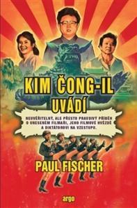 Obrázok Kim Čong-il uvádí