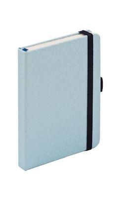 Obrázok Blue, journal notes - 9x13 cm, linkovaný