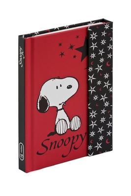 Obrázok Snoopy 2, magnetic notes – 10,5x15,8 cm, linkovaný