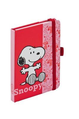 Obrázok Snoopy, journal notes - 9x13 cm, linkovaný