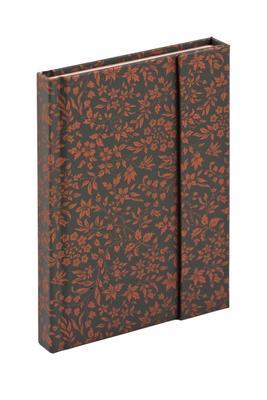 Obrázok Bronzy Flowers, magnetic notes linkovaný