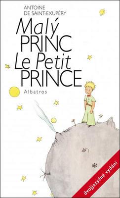 Obrázok Malý princ Le Petit Prince (dvojjazyčné vydání)