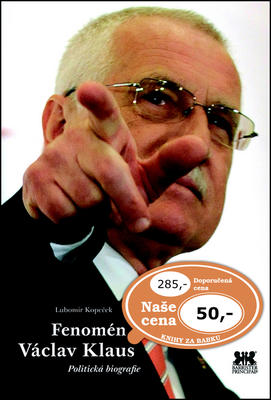 Obrázok Fenomén Václav Klaus