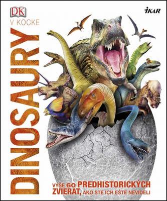 Obrázok Dinosaury v kocke
