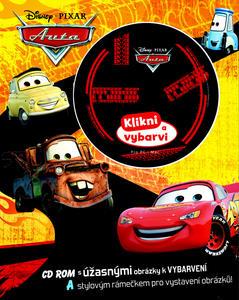 Obrázok Auta Omalovánka s CD
