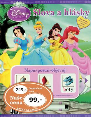 Disney Princezny Slova a hlásky
