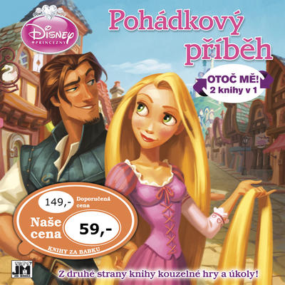 Pohádkový příběh Princezny