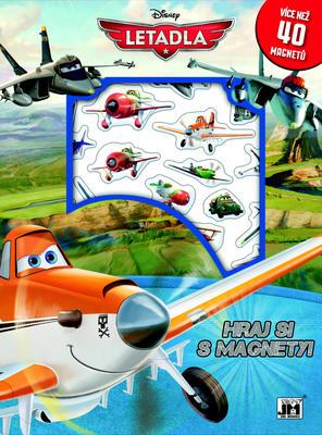 Obrázok Hraj si s magnety Letadla