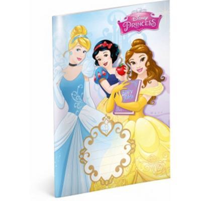 Obrázok Princess trio sešit A5, 40 listů, linkovaný